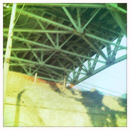 Cleveland Flats Carnegie Lorain Bridge
