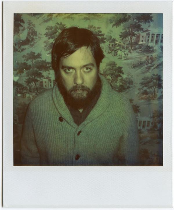 Mikael Kennedy polaroid