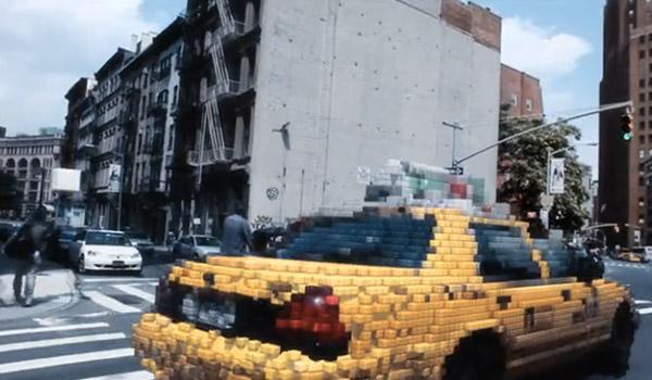 pixels 8-bit nyc taxi