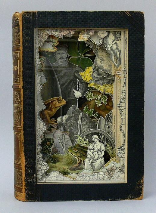 Korzer-Robinson Book Objects