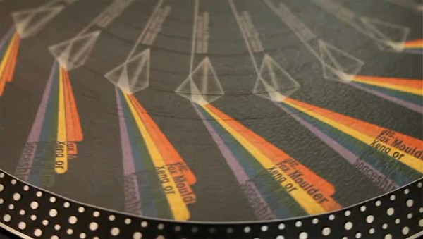 Phonovideo Dark side of the moon